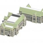 Boston College Stokes Hall
